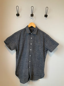 Bruce Woven T-Shirt - Metanoia Boutique