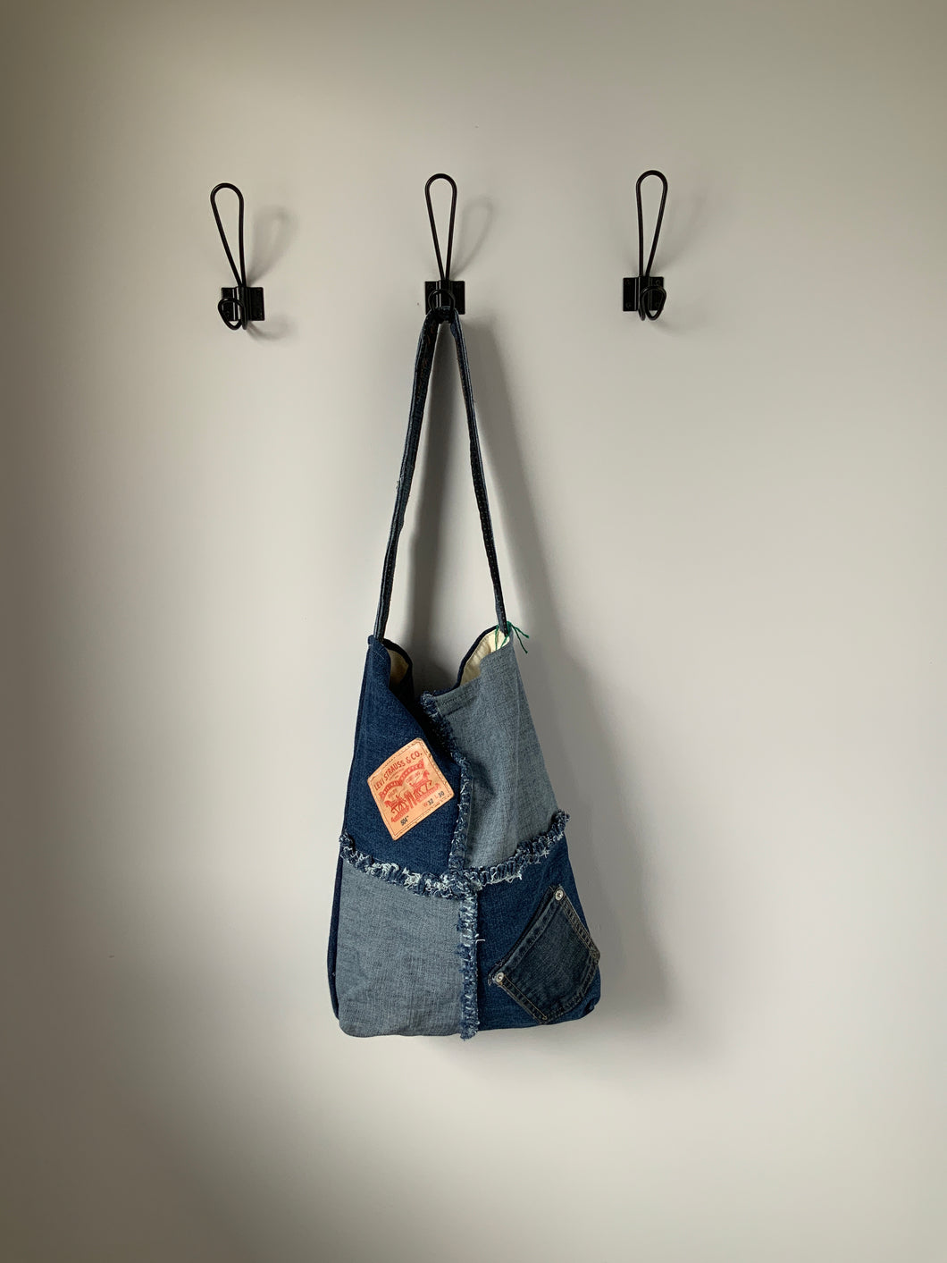 Denim Bag #26 - Metanoia Boutique