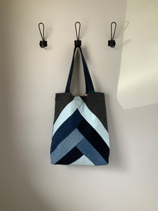 Denim Bag #6 - Metanoia Boutique
