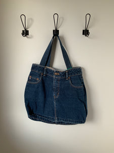 Denim Bag #60 - Metanoia Boutique