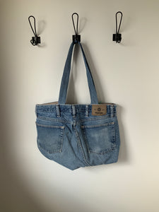 Denim Bag #73 - Metanoia Boutique