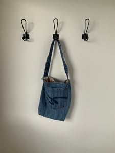 Denim Bag #89 - Metanoia Boutique