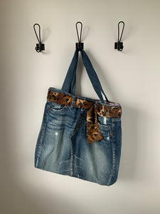 Denim Bag #116 - Metanoia Boutique