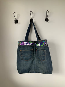Denim Bag #121 - Metanoia Boutique