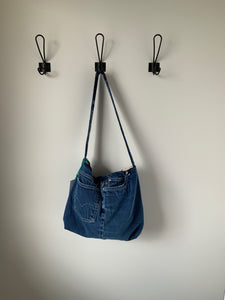 Denim Bag #40 - Metanoia Boutique