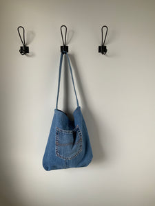 Denim Bag #18 - Metanoia Boutique