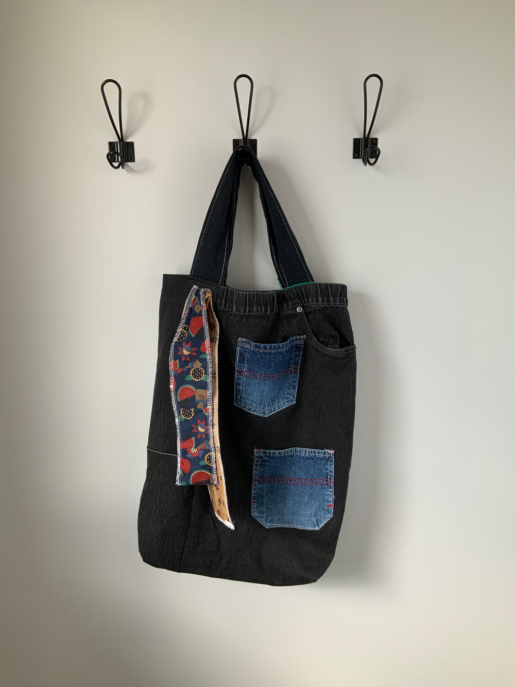 Denim Bag #50 - Metanoia Boutique