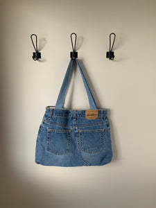 Denim Bag #44 - Metanoia Boutique