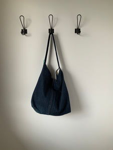Denim Bag #19 - Metanoia Boutique