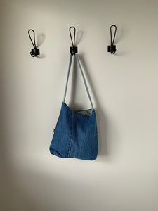 Denim Bag #92 - Metanoia Boutique