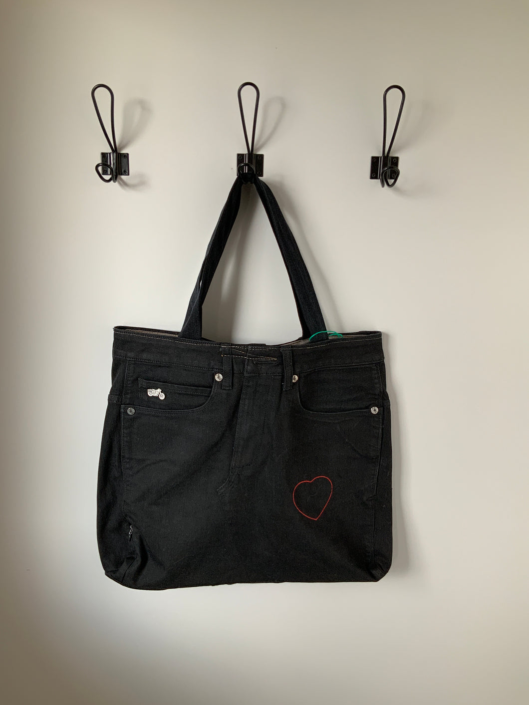 Denim Bag #63 - Metanoia Boutique