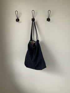 Denim Bag #1 - Metanoia Boutique