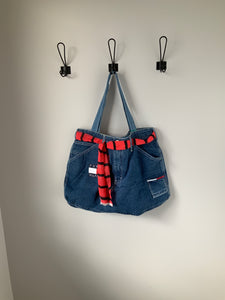 Denim Bag #51 - Metanoia Boutique