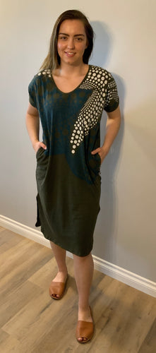Kaftan Dress - Metanoia Boutique