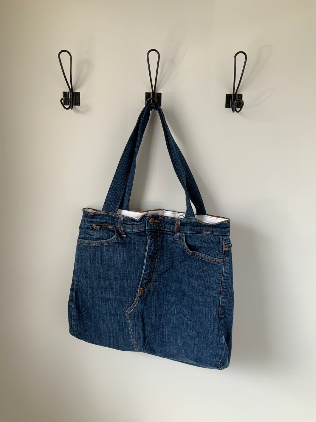 Denim Bag #58 - Metanoia Boutique