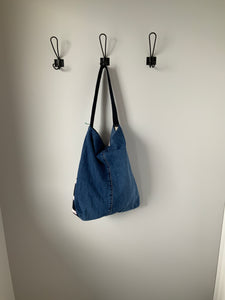 Denim Bag #22 - Metanoia Boutique