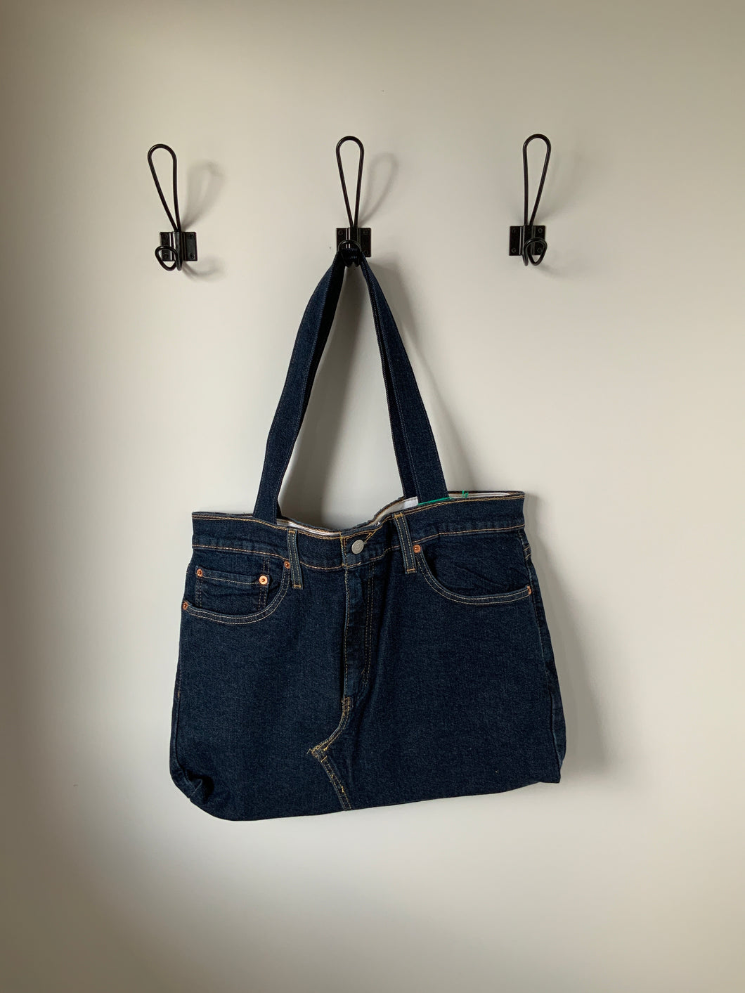 Denim Bag #57 - Metanoia Boutique