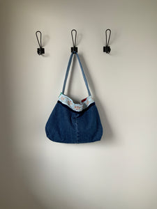 Denim Bag #15 - Metanoia Boutique