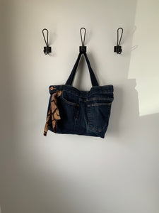 Denim Bag #27 - Metanoia Boutique
