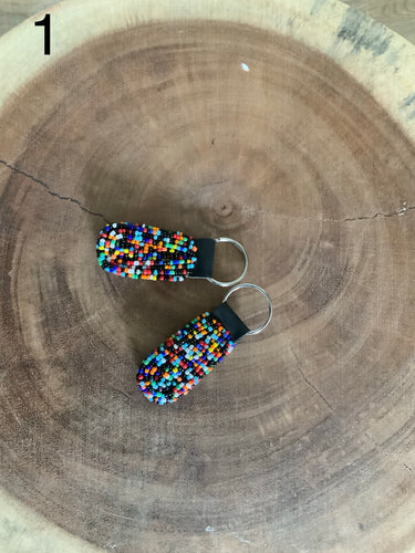 Beaded Keychain - Metanoia Boutique