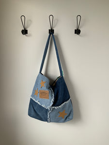 Denim Bag #23 - Metanoia Boutique