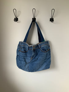 Denim Bag #56 - Metanoia Boutique