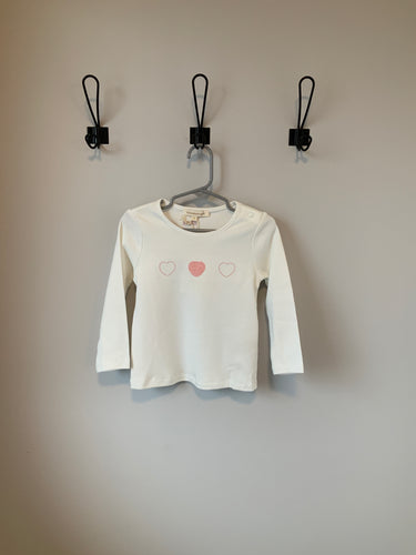 Sweet Heart Long Sleeve - Metanoia Boutique