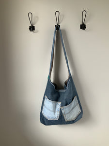 Denim Bag #10 - Metanoia Boutique