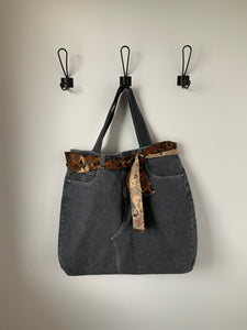 Denim Bag #114 - Metanoia Boutique