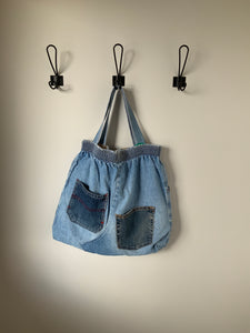 Denim Bag #61 - Metanoia Boutique