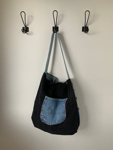 Denim Bag #43 - Metanoia Boutique