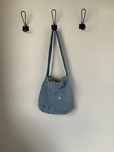 Denim Bag #100 - Metanoia Boutique