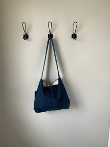 Denim Bag #38 - Metanoia Boutique