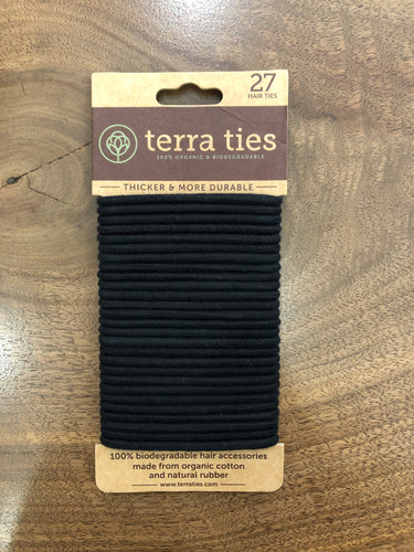 Biodegradable Hair Ties - Metanoia Boutique