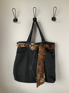Denim Bag #115 - Metanoia Boutique