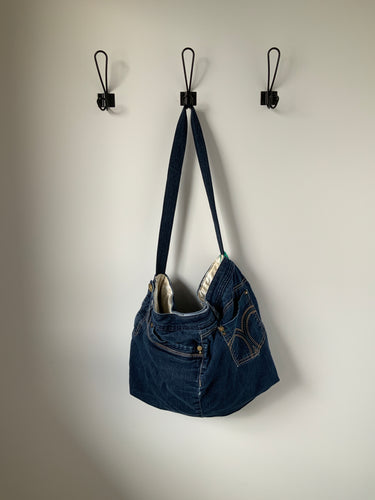 Denim Bag #5 - Metanoia Boutique