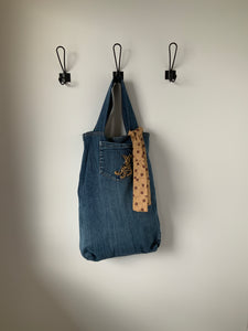 Denim Bag #41 - Metanoia Boutique
