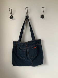 Denim Bag #59 - Metanoia Boutique