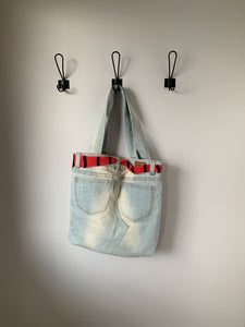 Denim Bag #65 - Metanoia Boutique