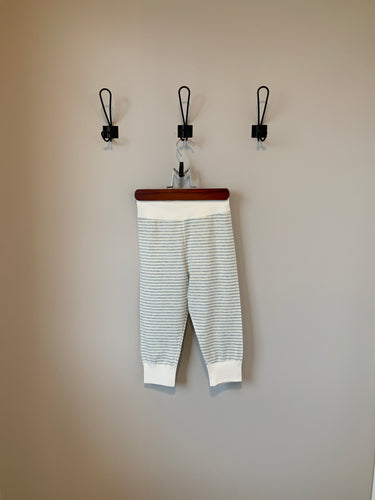 Stripe Pull-On Pants - Metanoia Boutique
