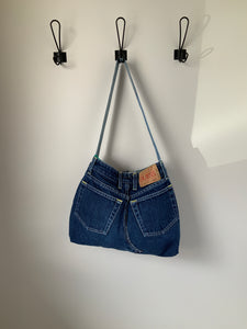 Denim Bag #13 - Metanoia Boutique