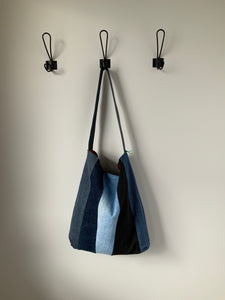 Denim Bag #8 - Metanoia Boutique