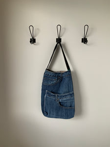 Denim Bag #85 - Metanoia Boutique