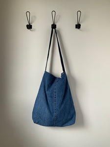 Denim Bag #3 - Metanoia Boutique