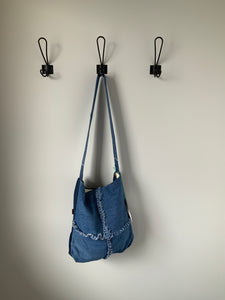 Denim Bag #36 - Metanoia Boutique