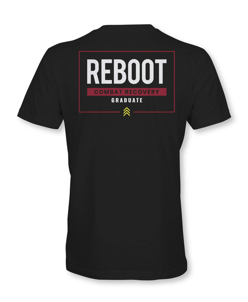 REBOOT Course Design logo - Military Families Ministry - UNISEX Shirt