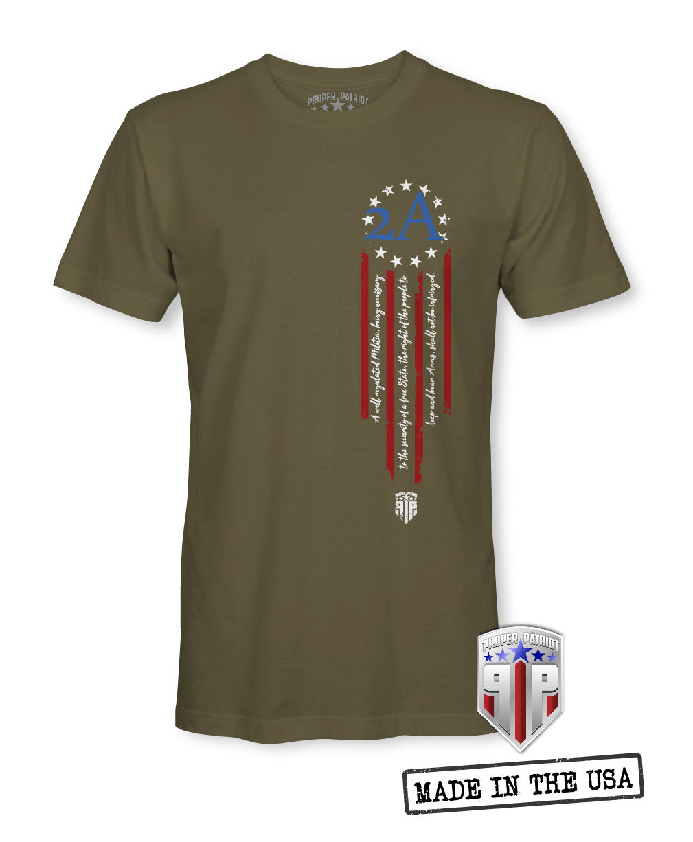 Shall Not Be Infringed - 2A Shirts - Patriotic Shirts for Men