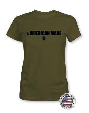 American Made apparel - Flag Apparel Shirts - Women's Patriotic Shirts