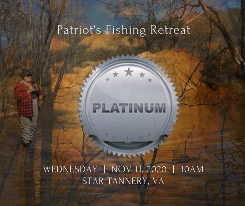 Patriot's Fishing Retreat - Sponsorships