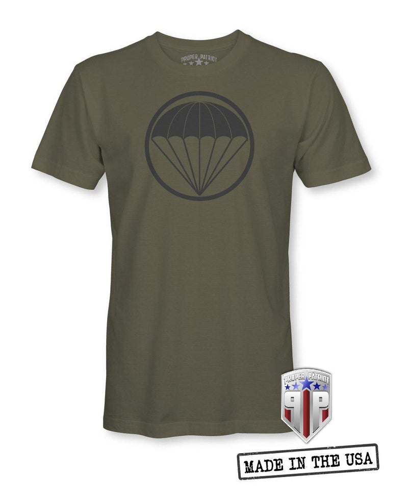 Canopy Art - Little Groups of Paratroopers - Men's Shirt